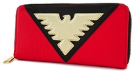 Loungefly: X-Men - Phoenix Zip-Around Wallet