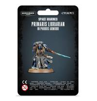 Warhammer 40,000: Space Marines Primaris Librarian in Phobos Armour