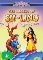 Enchanted Tales - The Legend Of Su-Ling on DVD
