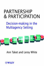 Working with Groups in the Multi-agency Setting by Ann Taket image