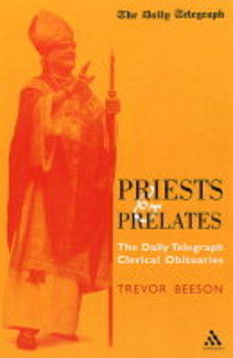 Priests and Prelates by Trevor Beeson image