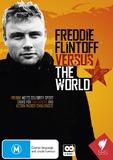 Freddie Flintoff Versus the World - Series 1 on DVD