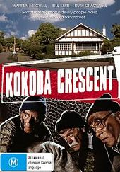 Kokoda Crescent on DVD