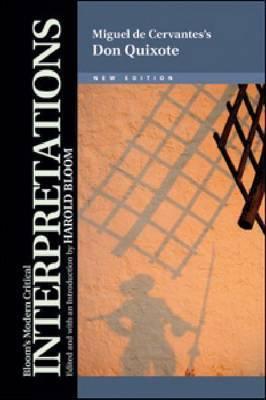Don Quixote - Miguel de Cervantes by Professor Harold Bloom