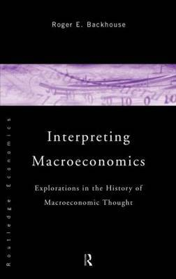 Interpreting Macroeconomics by Roger E. Backhouse image