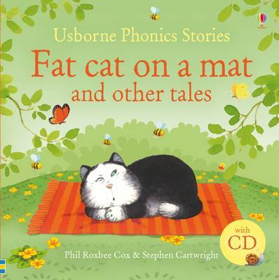 Fat Cat on a Mat and Other Tales by Phil Roxbee Cox image