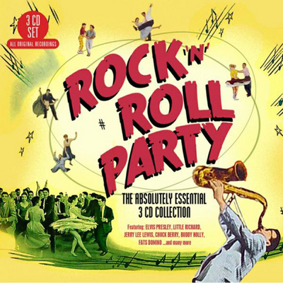 Rock 'n' Roll Party by Various image