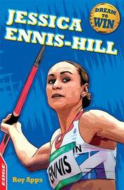 EDGE: Dream to Win: Jessica Ennis-Hill by Roy Apps image