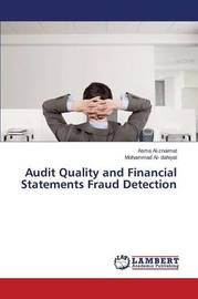 Audit Quality and Financial Statements Fraud Detection by Al-Znaimat Asma