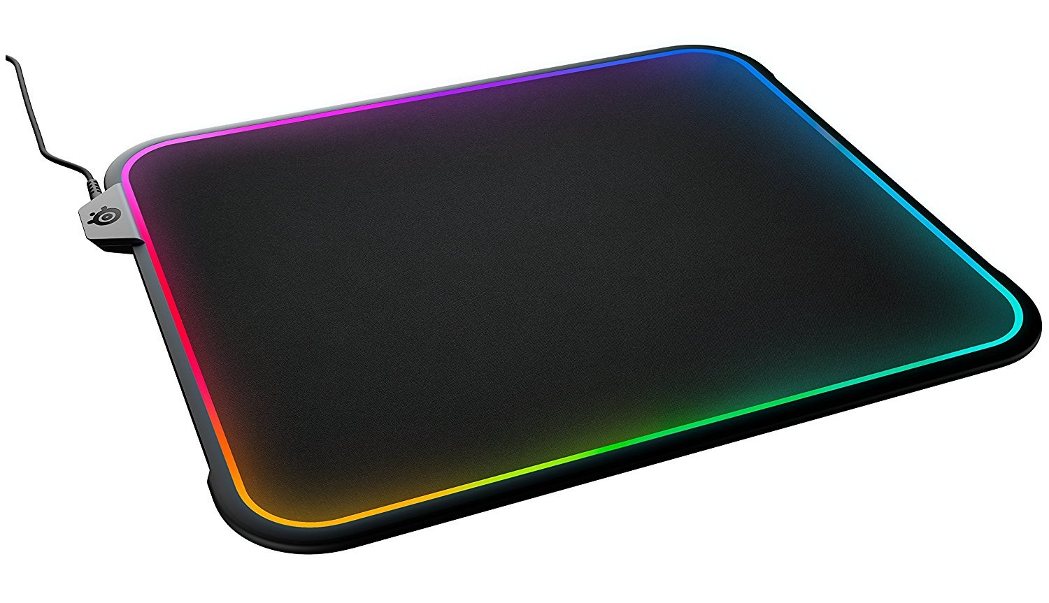 Steelseries Qck Prism Mouse Pad In Stock Buy Now At Mighty Mousepad Black For Image