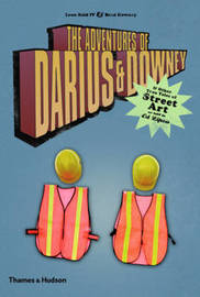 Adventures of Darius and Downey: and Other True Tales by Leon Reid image