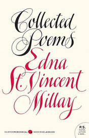 Collected Poems by Edna St.Vincent Millay