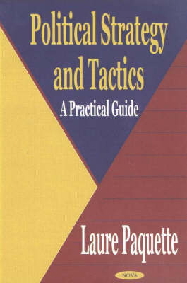 Political Strategy and Tactics by Laure Paquette image