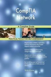 Comptia Network a Complete Guide by Gerardus Blokdyk image
