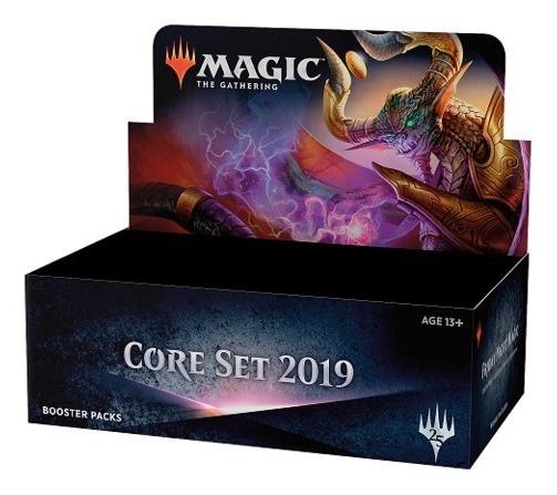 Magic The Gathering: Magic Core 2019 Booster Box image