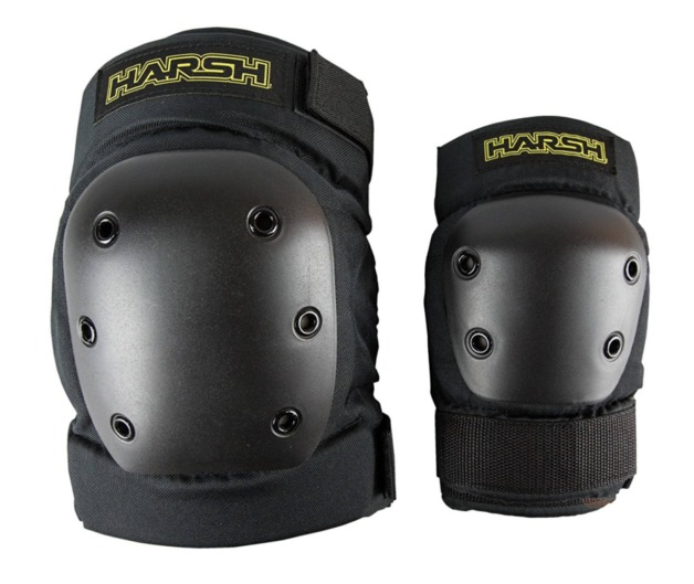 Harsh: Pro-Park - Knee & Elbow Combo Set (Adult/Medium)