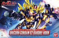 BB Unicorn Gundam 02 Banshee Norn - Model Kit