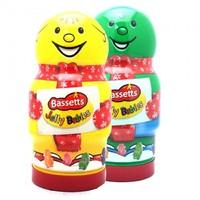 Bassetts Jelly Babies Character Jar (495g)