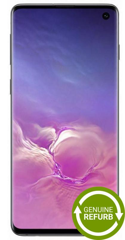 Samsung Galaxy S10 8GB + 512GB Prism Black [Refurbished]