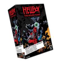 Hellboy The Board Game: Hellboy in Mexico Expansion image