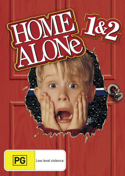 Home Alone/Home Alone 2 on DVD