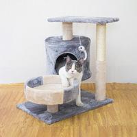 Ape Basics: Small Cat Climbing Frame Cat Toy