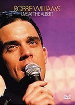 Robbie Williams - Live At The Albert on DVD