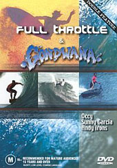 Full Throttle & Gondwana on DVD