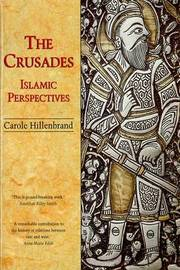 The Crusades by Carole Hillenbrand image