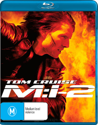 Mission Impossible 2 on Blu-ray image