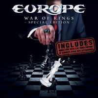 War of Kings: Special Edition (2CD+DVD) by Europe