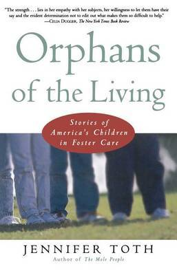 Orphans of the Living by Jennifer Toth image