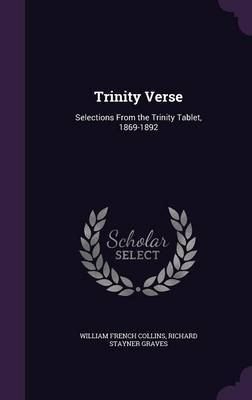 Trinity Verse by William French Collins image