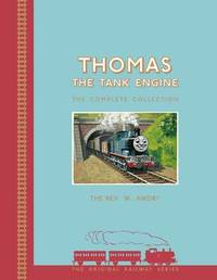 Thomas the Tank Engine Complete Collection (26 Books in 1) by Wilbert Vere Awdry