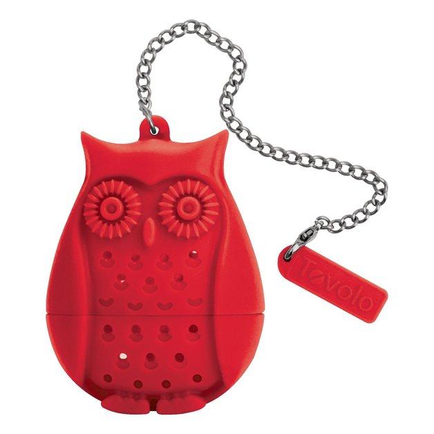 Tovolo Novelty Silicone Tea Infuser Owl