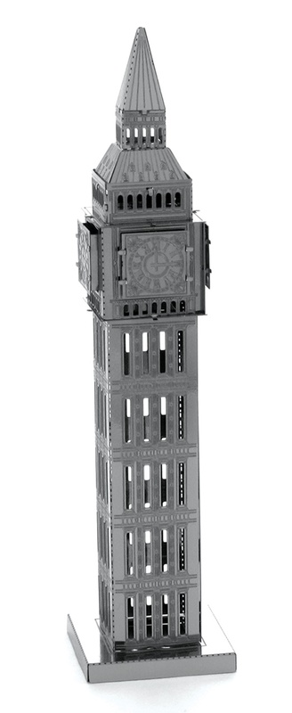 Metal Earth: Big Ben - Model Kit