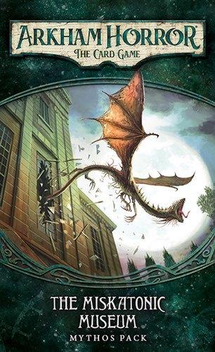 Arkham Horror - Miskatonic Museum image