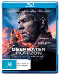 Deepwater Horizon on Blu-ray