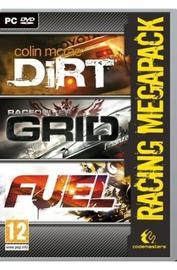 Racing Mega Pack (Grid/Fuel/Dirt) for PC Games
