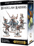 Warhammer Age of Sigmar: Start Collecting! Beastclaw Raiders