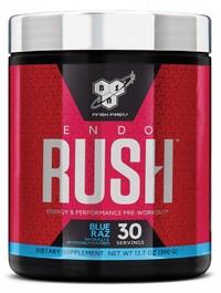 BSN Endorush Pre-Workout - Blue Raspberry (30 Serves, 390g)