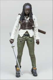 The Walking Dead Michonne Action Figure (TV Series 7)