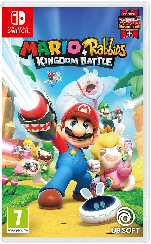 Mario + Rabbids: Kingdom Battle for Switch