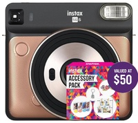 Instax Square SQ6 - Blush Gold