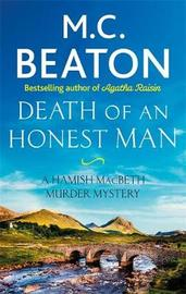 Death of an Honest Man by M.C. Beaton