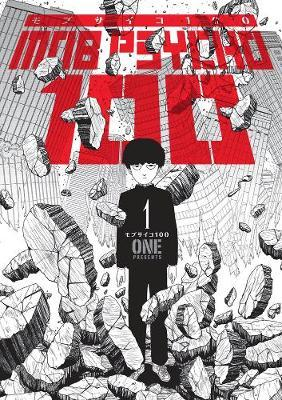 Mob Psycho 100 Volume 1 by One