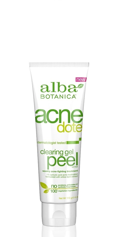 Alba Botanica - AcneDote - Clearing Gel Peel Mask Tube (113g)