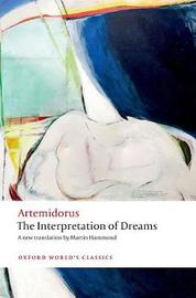 The Interpretation of Dreams by Artemidorus