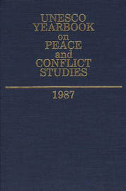 Unesco Yearbook on Peace and Conflict Studies 1987 by UNESCO image