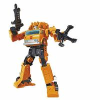 Transformers Generations: War for Cybertron - Voyager Autobot Grapple (WFC-E10)